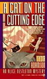 Cat On The Cutting Edge
