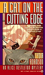 A Cat on the Cutting Edge (An Alice Nestleton Mystery)