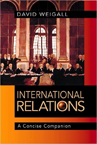 International Relations: A Concise Companion