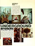 Underground Interiors, Norma Skurka and Oberto Gili, 0812962273