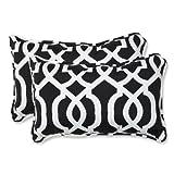 Pillow Perfect Outdoor New Geo Rectangular Throw