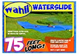 WAHII WaterSlide 75' x 12' - World's Biggest Backyard Lawn Water Slide