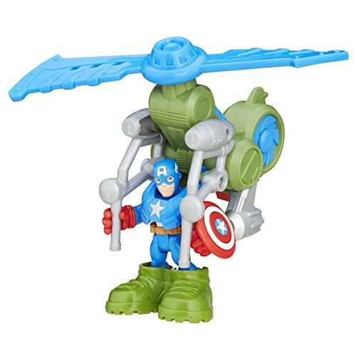 Review Playskool Heroes Super Hero