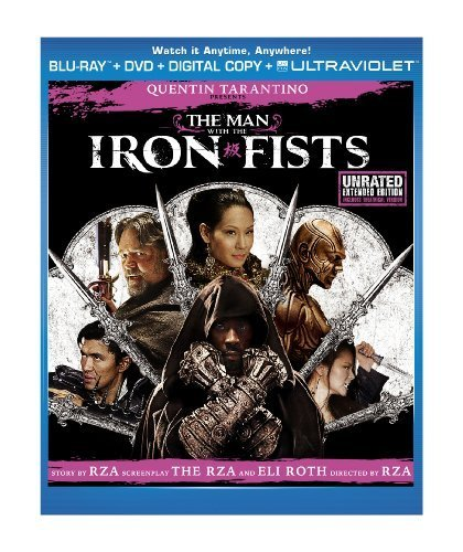 The Man with the Iron Fists - Unrated Extended Edition (Blu-ray + DVD + Digital Copy + UltraViolet) by Universal
