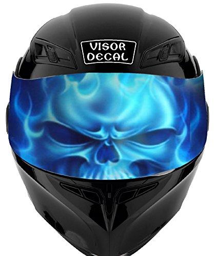 Clown Motorcycle Helmet - 9