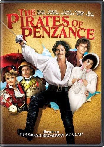 The Pirates of Penzance Kevin Kline Angela Lansbury Linda Ronstadt George Rose