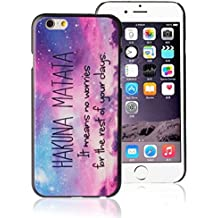 Hakuna Matata Galaxy Hard Case Cover Back Skin Protector For ipod Touch 5th