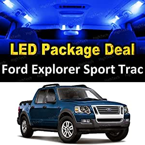 Amazon Com Led Interior Package Deal For 2007 Ford