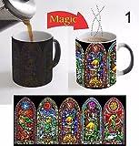 The Legend of Zelda Kids Color Change Magic Tea Coffee Mug 11 Oz for Gift - 1