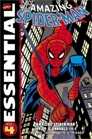 (Essential Spider-Man Vol. 4 (Essential Amazing Spider-man))