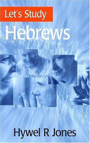 Let's Study Hebrews (Let's Study Series) pdf