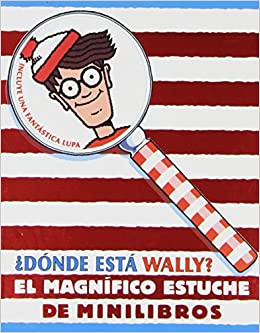 Image result for wally estuche minilibros