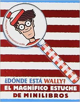 Image result for wally estuche minilibros