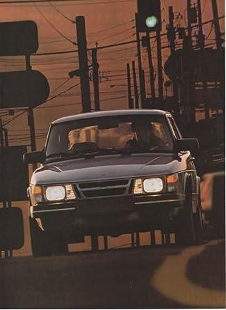"Magazine Print ad: 1986 Saab 900, Turbo,""Drive the Right Car"