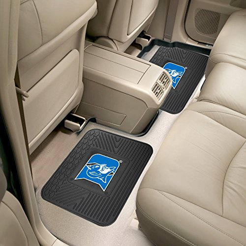 Duke University Backseat Utility Mats 2 (Devils Door Mat Rug)