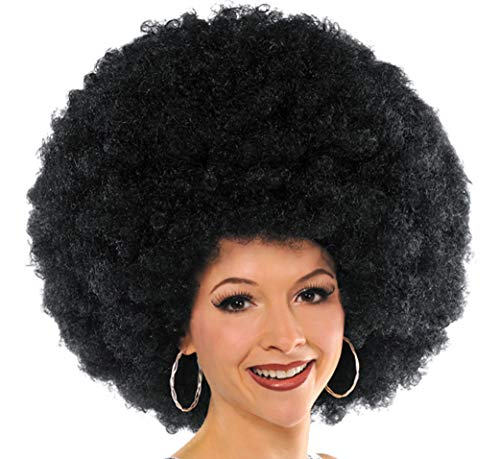 World's Biggest Afro