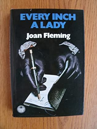 book cover of Every Inch a Lady