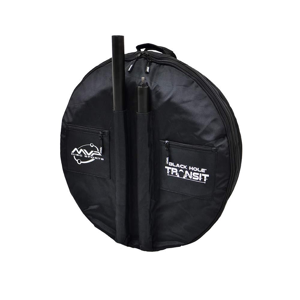 MVP Disc Sports Black Hole Transit Bag (Basket Not Included)