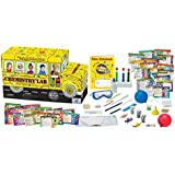 The Magic School Bus Lab Series - Chemistry Lab Including Bonus Book - STEM