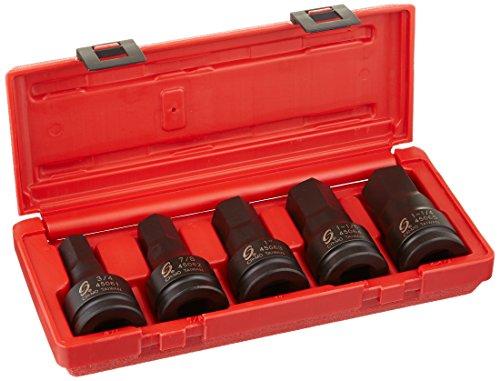 Fractional Socket Set - Sunex Tools 4506 3/4