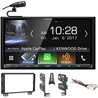 Kenwood DVD Bluetooth Receiver Android/Carplay/USB For 2004-05 Lincoln Aviator