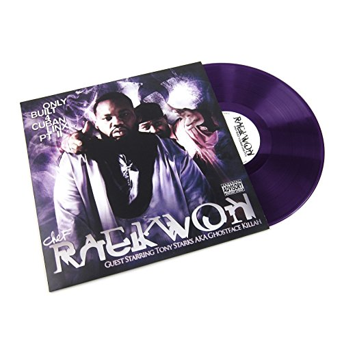 Raekwon: Only Built 4 Cuban Linx Pt.II (Colored Vinyl) Vinyl 2LP