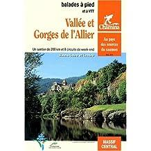 Vallée et Gorges de l'Allier : dans le Sillage du Saumon