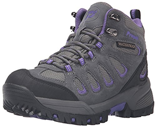 Women's Boot Propet Grey Walker Bundle Ridge amp; Cleaner Oxy Purple Sd4qHna4