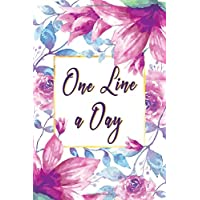 One Line A Day Journal: Five Years of Memories, Diary, Journals. Dated 365 Days and Lined Book (five year journal)