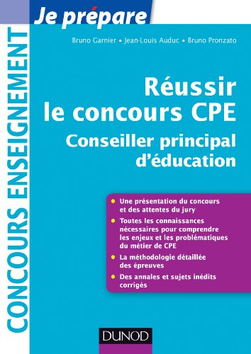 dissertation concours cpe 2014