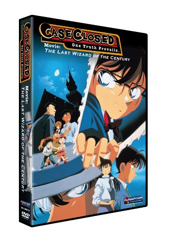 Case Closed: The Last Wizard of the Century by Funimation