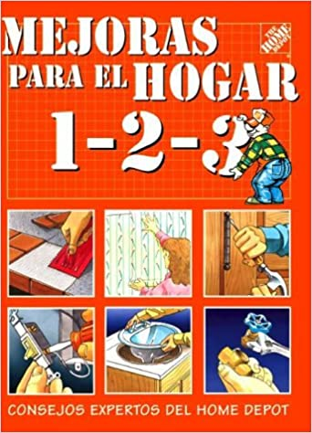 Home Improvement 1-2-3: Spanish Edition