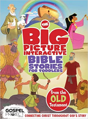 The Big Picture Interactive Bible Stories for Toddlers Old