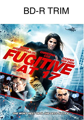 Fugitive at 17 [Blu-ray]