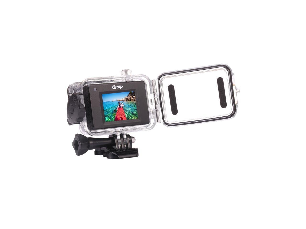 GIT1 Action Camera - Pro Edition - 1080p HD + WiFi Functionality - Sony IMX322 Sensor Spy Tec GIT1_Pro