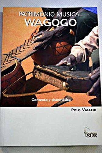 Patrimonio musical Wagogo Tanzania : contexto y sistemática ...