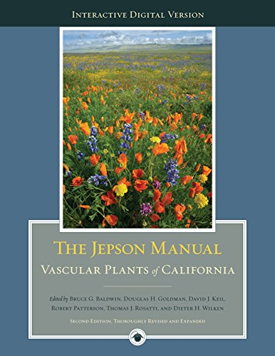 Download The Digital Jepson Manual: Vascular Plants of California Pdf