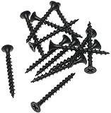 Grip-Rite 158CDWS1 1-5/8-Inch 6 Coarse Thread Drywall Screw with Bugle Head, 1 Pound