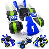 Force1 RC Kids Car for Beginners - Remote Control Toy Stunt Car for Kids with Tilting Wheels, RC Drift Mode, 360 Spins and Rechargeable Battery