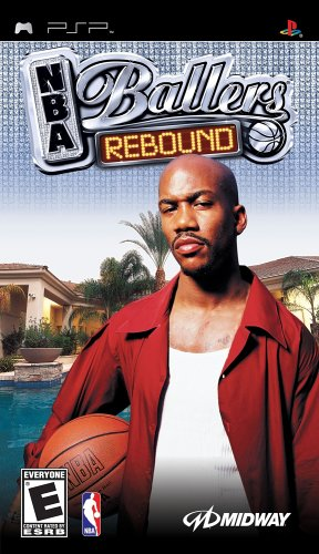 NBA Ballers Rebound - Sony PSP