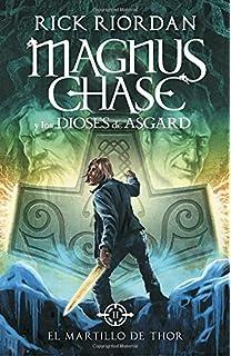 El martillo de Thor (Magnus Chase y los dioses de Asgard 2): Spanish