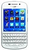 BlackBerry Q10, White (Verizon Wireless)