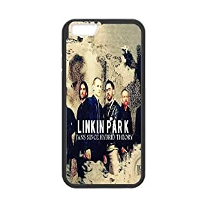 Custom High Quality WUCHAOGUI Phone case Linkin Park Music Band Protective Case For Apple Iphone 6 Plus 5.5 inch screen Cases - Case-19