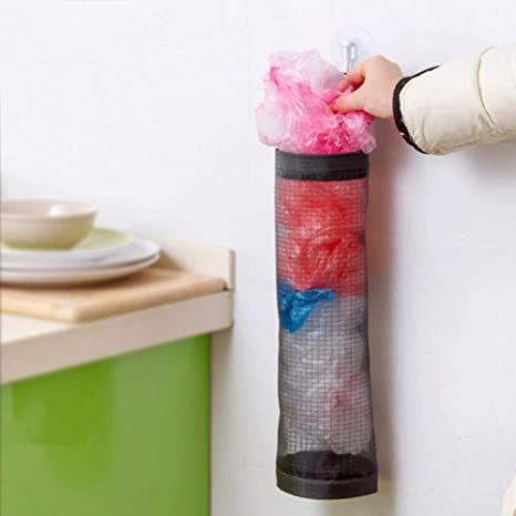 PURATEN - Soporte de plástico para Bolsas de Almacenamiento, Impermeable, Soporte de Pared,