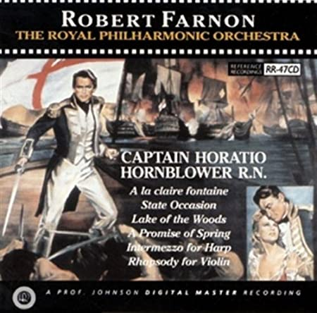 Captain Horatio Hornblower R. N.