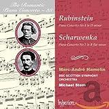 Romantic Piano Concerto, Vol. 38 - Rubinstein: Piano Concerto No. 4; Scharwenka: Piano Concerto No. 1