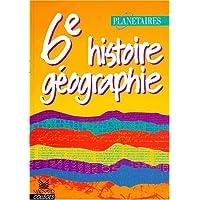 Livre de l'élève 6e - Histoire/géographie