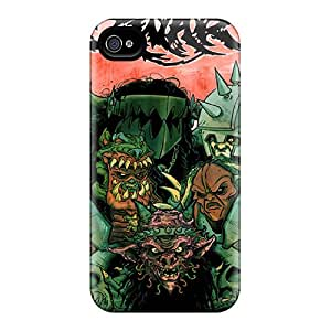 Shock Absorption Cell-phone Hard Cover For Iphone 6 (NEH1560ZRFA) Customized Colorful Gwar Image