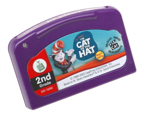 LeapPad: 2nd Grade Dr. Seuss Cat in the Hat Book by LeapFrog (Image #2)