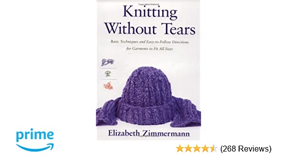 Knitting Without Tears Basic Techniques And Easy To Follow
